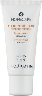 Cremă de față cu SPF50 fotoprotecție cu pigment 30 ml